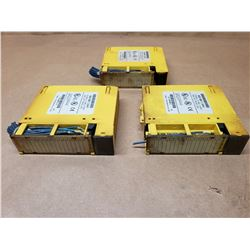 (3) FANUC A03B-0807-C104#D OUTPUT MODULES
