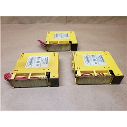 (3) FANUC A03B-0819-C158#D OUTPUT MODULES