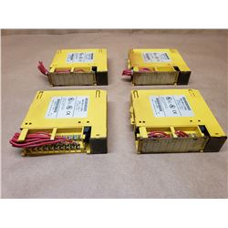 (4) FANUC A03B-0819-C158#D OUTPUT MODULES