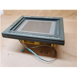 FANUC A02B-0247-B548 SERIES 21i-MA CRT SCREEN