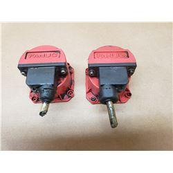 (2) FANUC A860-0364-X007 PULSECODER