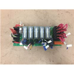 Fanuc A20B-1007-0490 Emergency Stop Board
