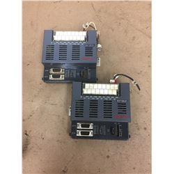 (2) Fanuc A03B-0808-C001 Interface Module