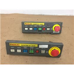 (2) Fanuc A05B-2450-C002 Control Panels