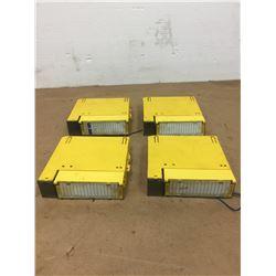 (4) Fanuc A03B-0819-C104 Input Module