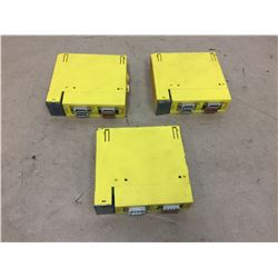 (3) Fanuc A03B-0819-C011 Interface Module
