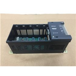 Fanuc IC610CHS110A Rack W/HI CAP Power Supply/5