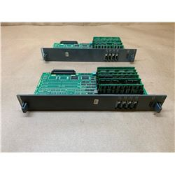 (2) Fanuc A16B-2200-0942 PC Boards