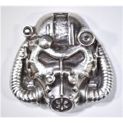 "8.12 TROY OZ ""FALLOUT NEW VEGAS"" HEAD"