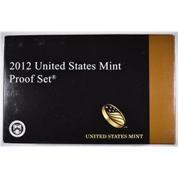 2012 U.S. PROOF SET ORIG PACKAGING