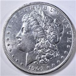 1901-S MORGAN DOLLAR  CH/GEM BU