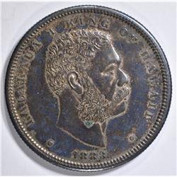 1883 HAWAII HALF DOLLAR  CH/GEM ORIG UNC