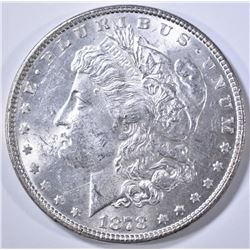 1878 7TF MORGAN DOLLAR CH BU