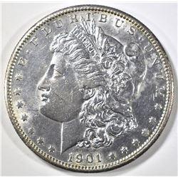 1901-S MORGAN DOLLAR BU