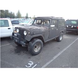 1968 Jeep Pickup