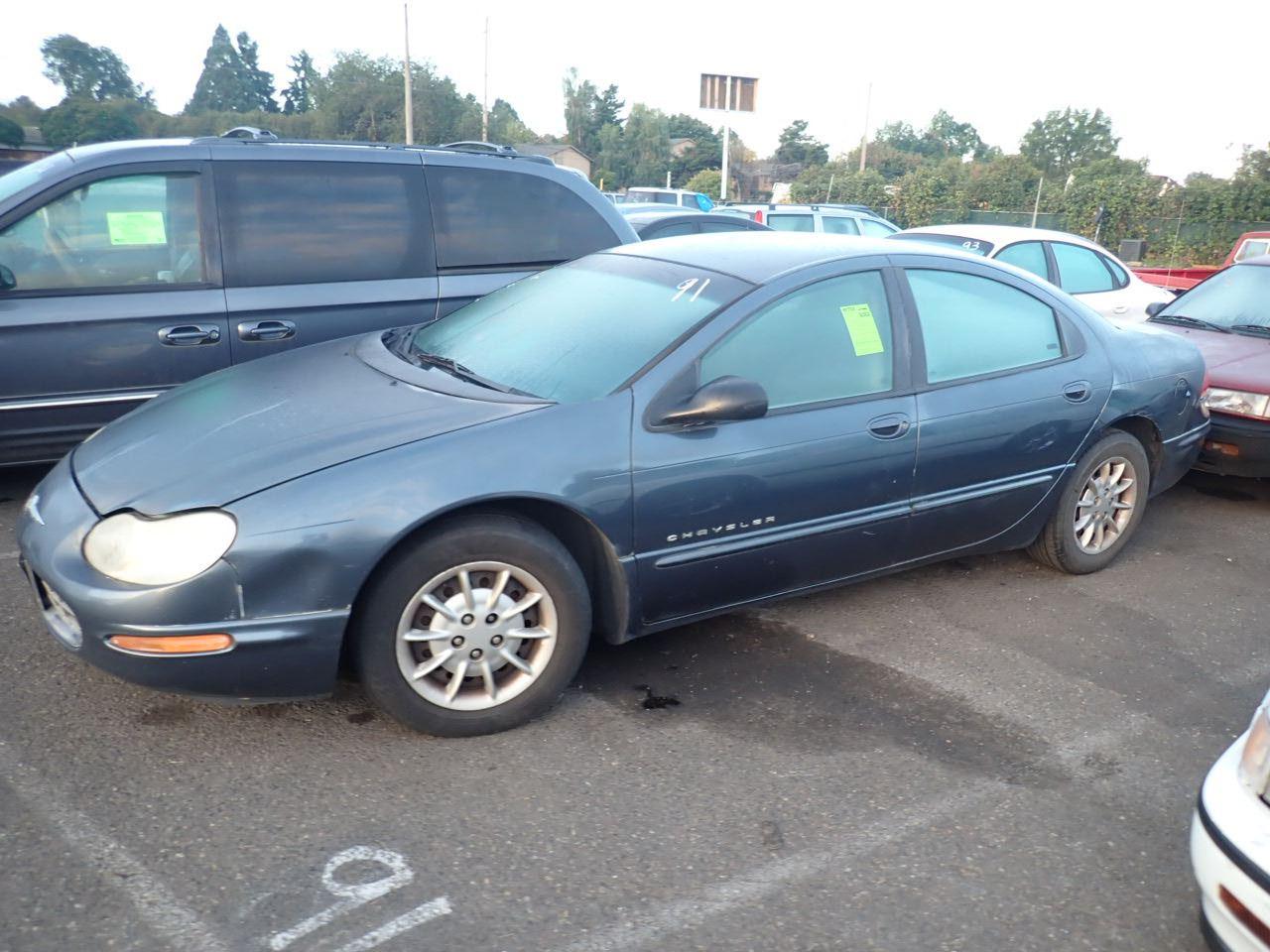 2000 Chrysler Concorde Speeds Auto Auctions