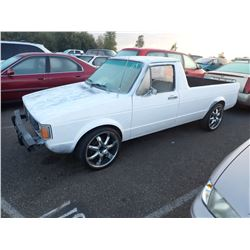 1982 Volkswagen Rabbit