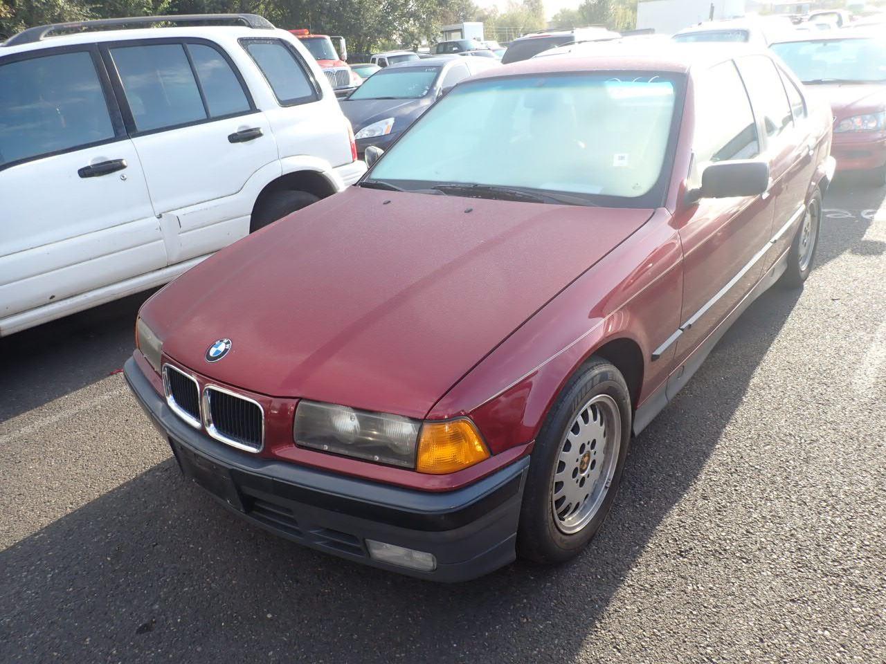 1992 bmw 325i speeds auto auctions 1992 bmw 325i