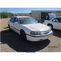 2003 - CHEVROLET IMPALA//RESTORED SALVAGE