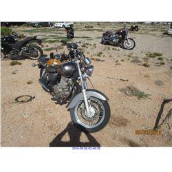 2008 - SUZUKI MOTORCYCLE