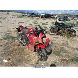 2015 - HONDA MOTORCYCLE