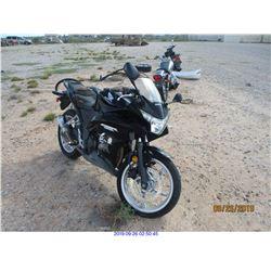 2012 - HONDA MOTORCYCLE