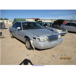 2001 - MERCURY GRAND MARQUIS
