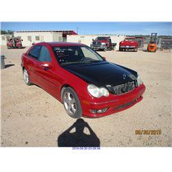 2006 - MERCEDES BENZ C230