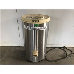 SPIN-X SPIN DRYER WITH MANUAL