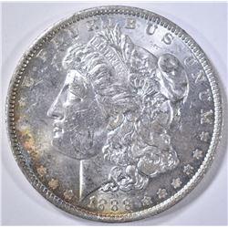 1888-O MORGAN DOLLAR CH BU