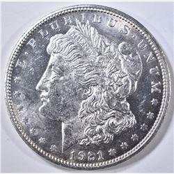 1921-D MORGAN DOLLAR CH BU