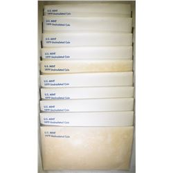 10-1979 U.S. MINT UNC SETS IN ORIG ENVELOPES