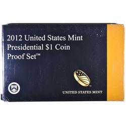 2012 PRESIDENTIAL PROOF SET IN ORIG PACKAGING