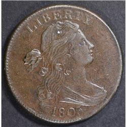 1803 LARGE CENT  AU
