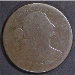 1806 LARGE CENT, GOOD corrosion