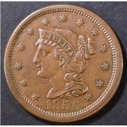 1856 LARGE CENT AU