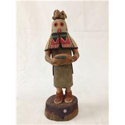 Hopi Kachina by Eloy Wytewa