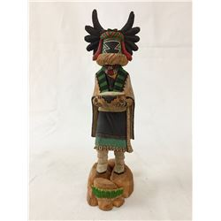 Hopi-Tewa Kachina by Preston Ami