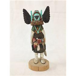 Hopi Kachina - Signed!
