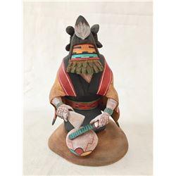 Hopi Kachina by Watson Namoki