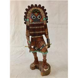 Hopi Kachina - Nuvahongnaya