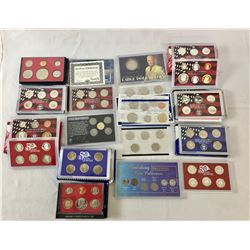 Coin Proof Set Collection
