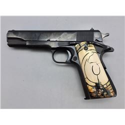 Colt Mark IV with Mammoth Ivory Grips
