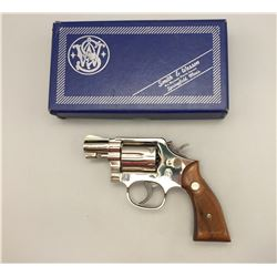 """Like New Smith and Wesson M.12 """"Airweight"""""""