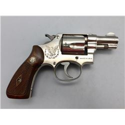 Unique Smith and Wesson .38