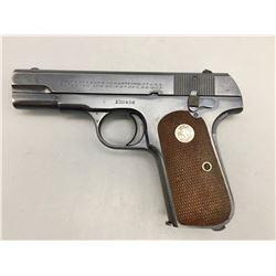 Excellent M. 1908, .380 Colt With Letter
