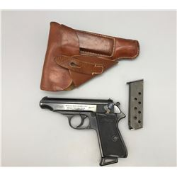 Pre-War, Walther PP with Holster