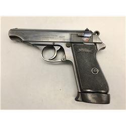 Low Serial # Walther PP In Rare .22 Cal.