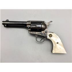 Colt S.A. 44-40 With Letter in Excellent Cond.