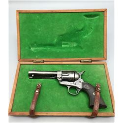 Colt S.A. 44-40 With Custom Box and Letter
